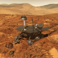 Mars Rover (Courtesy NASA/JPL-Caltech.)