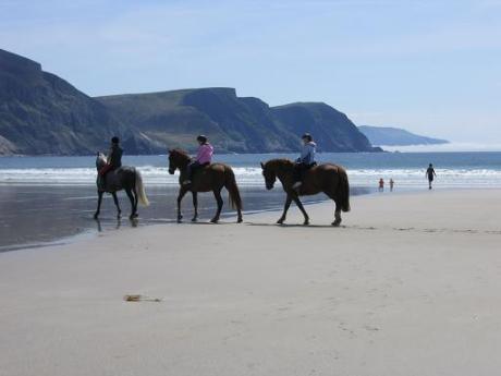 Achill Island Keel Beach