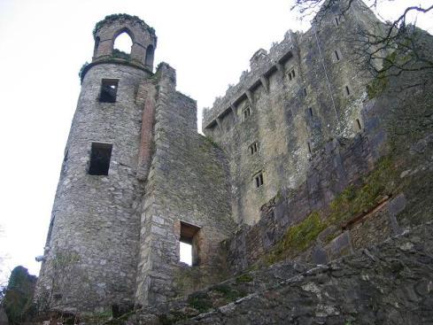 Blarney Castle up close