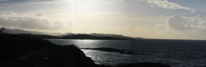 Evening scene near Kenmare, Co. Kerry