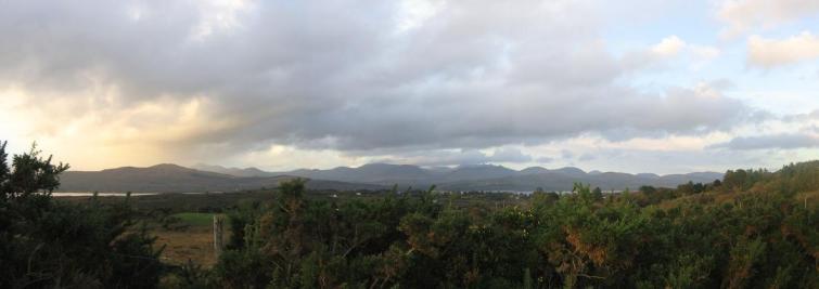 Winter scene in Kerry