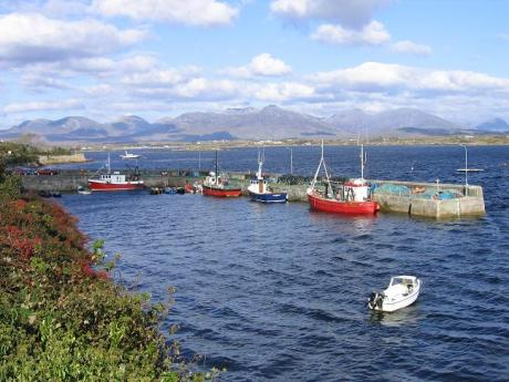 Roundstone, Connemara, Co. Galway