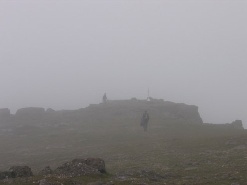 Summit of Galteemore