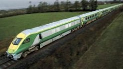 The new Irish Rail experience