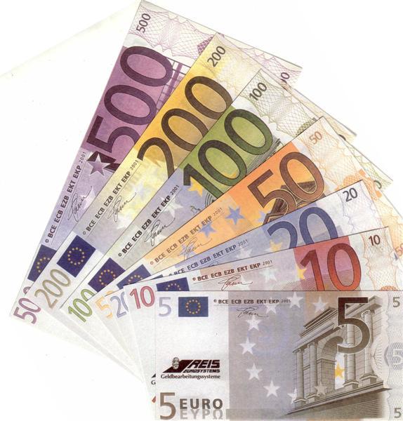 Slikoviti kaladont A-bunch-of-euro