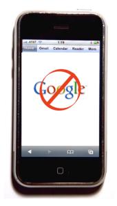 No Googling
